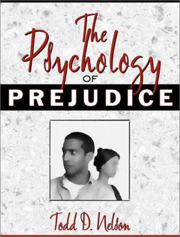9780205297696: The Psychology of Prejudice