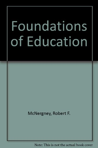 9780205298662: Foundations of Education