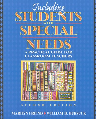 9780205301430: Including Students With Special Needs: A Practical Guide for Classroom Teachers