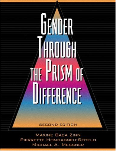 9780205302253: Gender Through the Prism of Difference