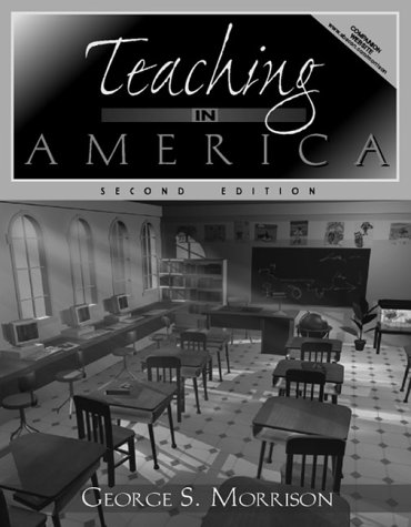 9780205303458: Teaching in America (2nd Edition)