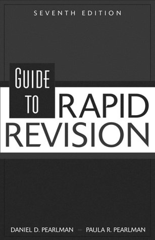 9780205305919: Guide to Rapid Revision (7th Edition)