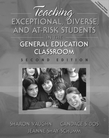 9780205306206: Teaching Exceptional, Diverse, and At-Risk Students in the General Education Classroom (2nd Edition)