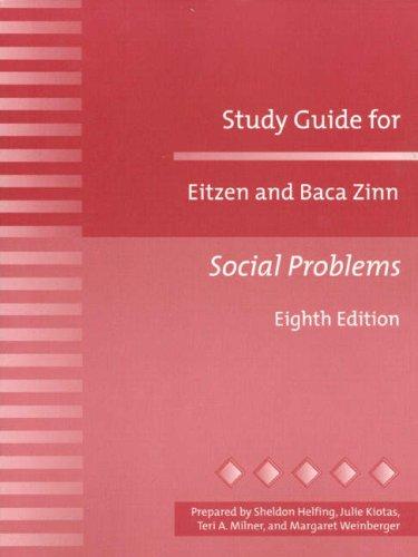 9780205307845: Social Problems