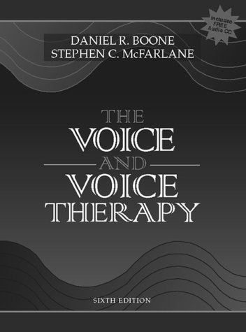 9780205308439: The Voice and Voice Therapy (6th Edition)