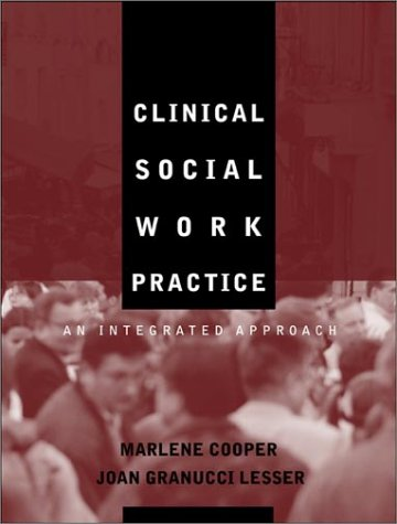 9780205308569: Clinical Social Work Practice: An Integrated Approach