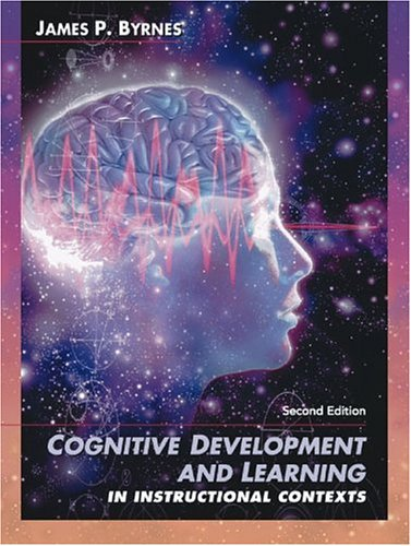 9780205308583: Cognitive Development and Learning in Instructional Contexts (2nd Edition)