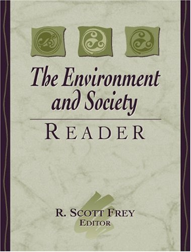 9780205308767: The Environment and Society Reader