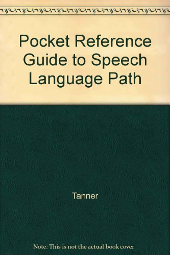 9780205309085: Pocket Reference Guide to Speech Language Path