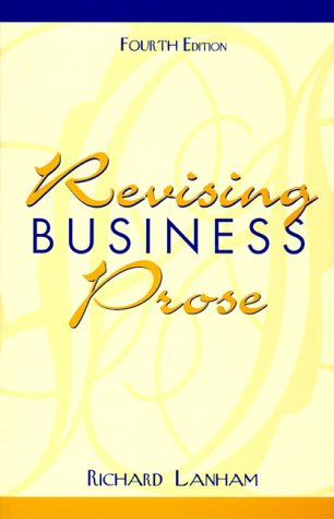 9780205309443: Revising Business Prose