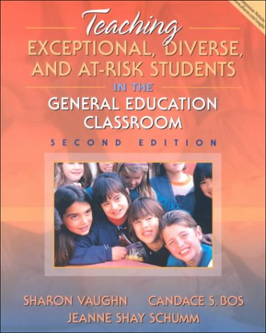 9780205313747: Teaching Exceptional, Diverse, and At-Risk Students in the General Education Classroom