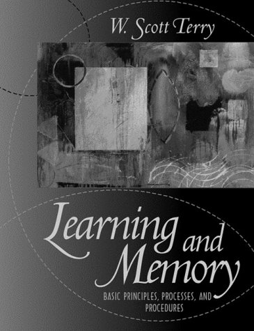 9780205314089: Learning and Memory: Basic Principles, Processes, and Procedures