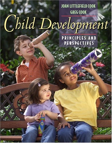 9780205314119: Child Development: Principles and Perspectives (Book Alone)