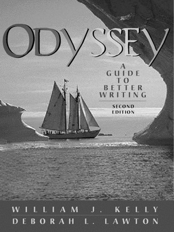 9780205314577: Odyssey: A Guide to Better Writing (2nd Edition)