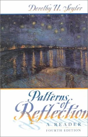 9780205314812: Patterns of Reflection: A Reader (4th Edition)
