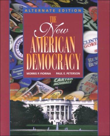 9780205315307: New American Democracy