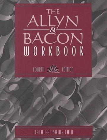 9780205316335: The Allyn & Bacon Workbook