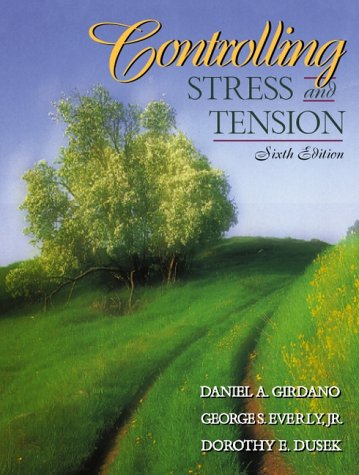 9780205317240: Controlling Stress and Tension (6th Edition)