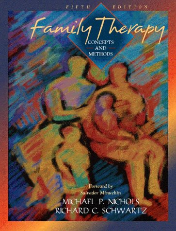 9780205317370: Family Therapy: Concepts and Methods (5th Edition)