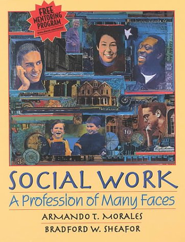 9780205317400: Social Work: A Profession of Many Faces (9th Edition)