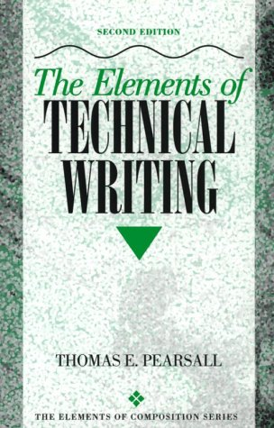 9780205318735: The Elements of Technical Writing