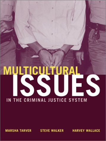 9780205318797: Multicultural Issues in the Criminal Justice System