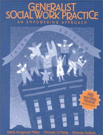 9780205319510: Generalist Social Work Practice: An Empowering Approach (3rd Edition)