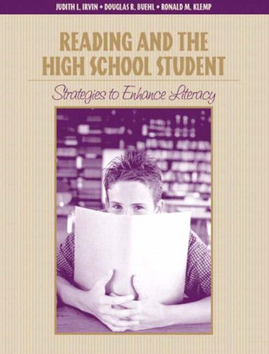 9780205319619: Reading and the High School Student: Strategies to Enhance Literacy