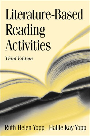 9780205319633: Literature-Based Reading Activities (3rd Edition)