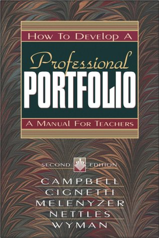 9780205319794: How to Develop a Professional Portfolio: A Manual for Teachers (2nd Edition)