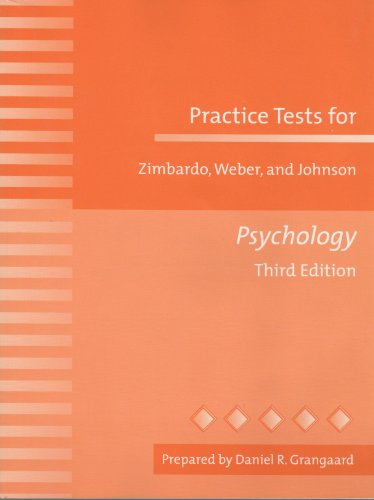 9780205320004: Psychology: Practice Tests