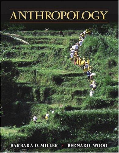 9780205320240: Anthropology