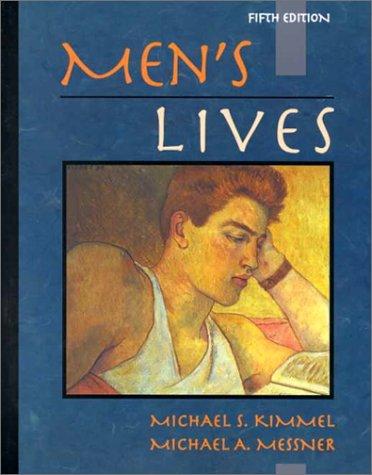 9780205321056: Men's Lives (5th Edition)