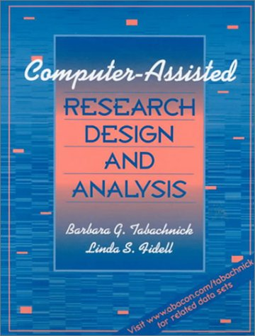 9780205321780: Computer-Assisted Research Design and Analysis