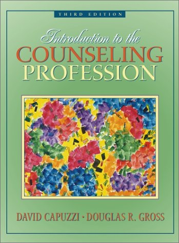 9780205321964: Introduction to the Counseling Profession (3rd Edition)