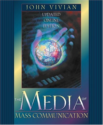 9780205322619: The Media of Mass Communication: Updated Online Edition