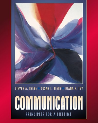 9780205322879: Communication: Principles for a Lifetime (with Interactive Companion PIN)