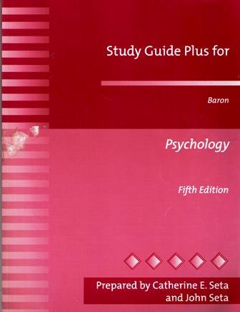 9780205322909: Psychology-Study Guide Plus
