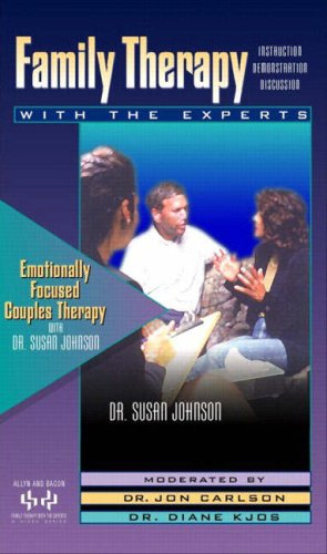 9780205323111: Emotionally Focused Couples with Dr Susan Johnson [VHS]