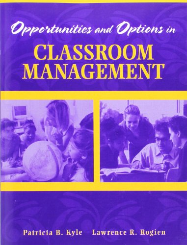 9780205324132: Opportunities and Options in Classroom Management
