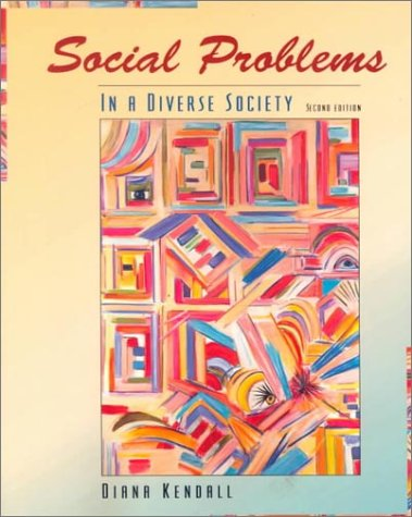 9780205325207: Social Problems in a Diverse Society (2nd Edition)