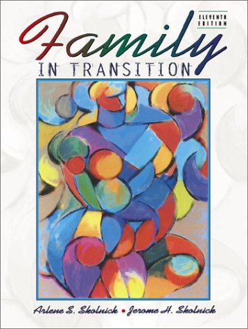 9780205325269: Family in Transition (11th Edition)