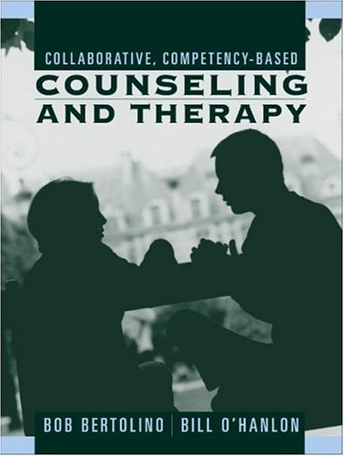 9780205326051: Collaborative, Competency-Based Counseling and Therapy