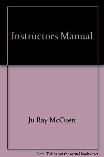9780205326464: Instructors Manual