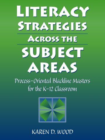 9780205326587: Literacy Strategies Across the Subject Areas