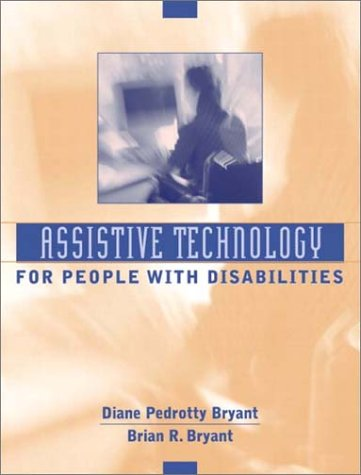 9780205327157: Assistive Technology for People with Disabilities