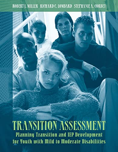 9780205327270: Transition Assessment: Planning Transition and IEP Development for Youth with Mild to Moderate Disabilities