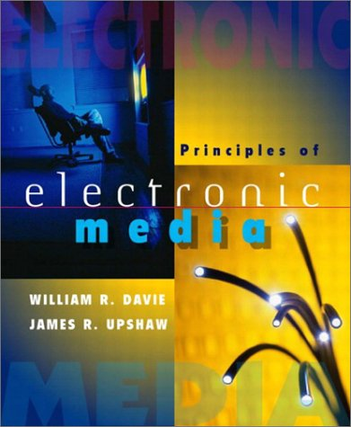 9780205327386: Principles of Electronic Media