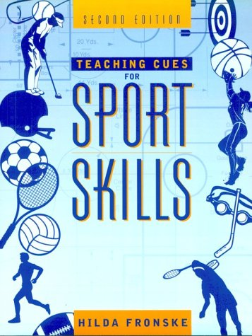 9780205327522: Teaching Cues for Sport Skills (2nd Edition)
