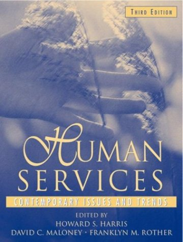 9780205327706: Human Services: Contemporary Issues and Trends (3rd Edition)